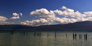 Bir Gölün Atmosferinde Bahar-4