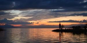 İznik Gölü'nde Büyülü Günbatımları -95