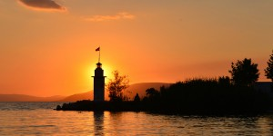 İznik Gölü'nde Büyülü Günbatımları -113