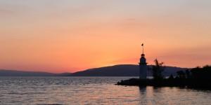 İznik Gölü'nde Büyülü Günbatımları -115