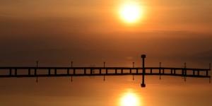 İznik Gölü'nde Büyülü Günbatımları -96