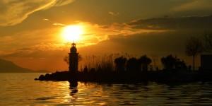 İznik Gölü'nde Büyülü Günbatımları -97