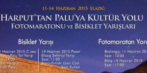 Harput'tan Palu'ya Kültür Yolu