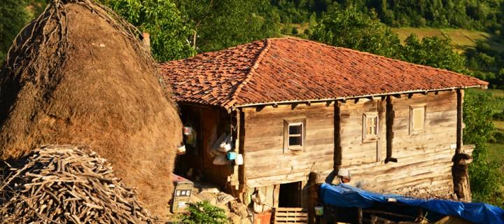 Elmalı Köyü Sivil Mimarisi -2