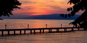 İznik Gölü'nde Büyülü Günbatımları -118