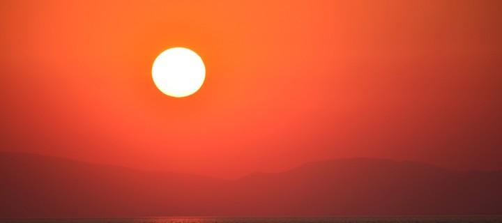 8 Ağustos / Sıcak Günlerin Sonu