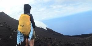 İnsan Hayatında Kaç Kere Kendini Aktif bir Volkanın Zirvesinde Bulabilir?