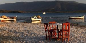 Bafa Gölü'nde Bir Yaz Akşamı -4
