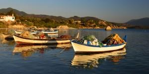 Bafa Gölü'nde Bir Yaz Akşamı -6