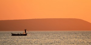 Bafa Gölü'nde Bir Yaz Akşamı -8