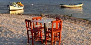 Bafa Gölü'nde Bir Yaz Akşamı -12