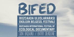 1.Bozcaada Ekolojik Belgesel Festivali 22 – 25 Ekim'de