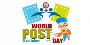 9 Ekim / Dünya Posta Günü