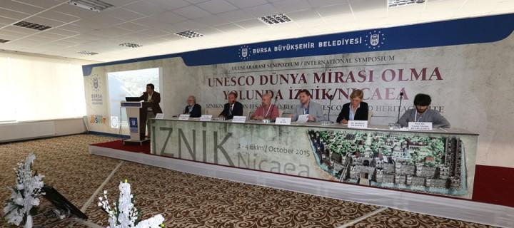 Bursa'nın İncisi İznik UNESCO Yolunda