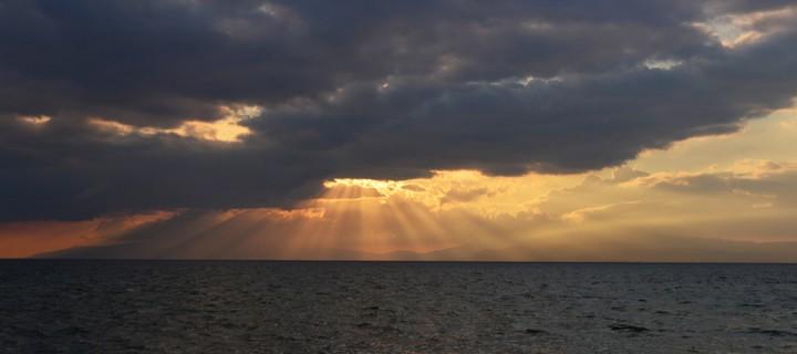 15 Ekim / Meryemana Fırtınası (Gök Gürültülü ve Şimşekli,Yağış Düşüren Fırtınalar)