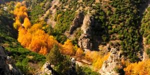 Sadağı Kanyonu Belgeselinin Çekimleri 7 Kasım'da Başlıyor