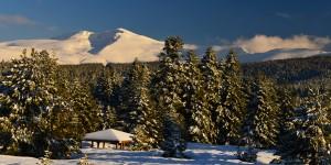 Uludağ'da Kar Zamanı -1