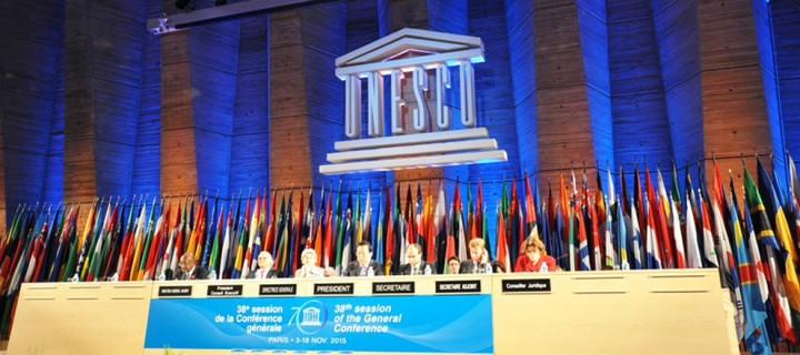 UNESCO 38. Genel Konferası'nda 2016 – 2017 Yılları Anma   ve Kutlama Yıldönümleri Kabul Edildi