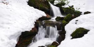 Suuçtu Şelalesi'nde Kış -36