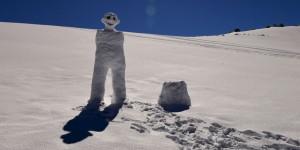 Uludağ'da Kar Zamanı -2