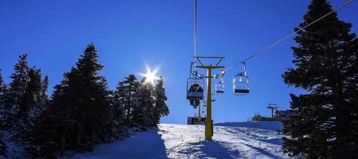 Uludağ'da Kar Zamanı