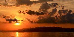 Sırtçantam İznik Gölü Günbatımı Şenliği