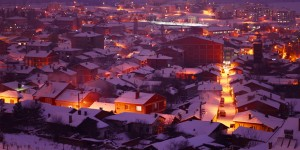 Pazaryeri'de Kış