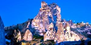 Türkiye'nin Tarihi Hazinesi İklim İçin Işıklarını Kapatıyor