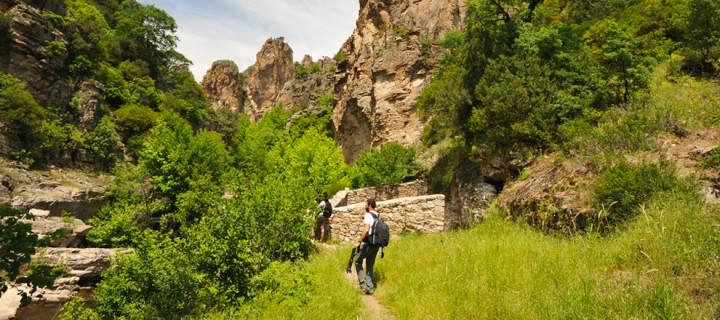 Sadağı Kanyonu İlkbahar Görsel Atölyesi Başlıyor