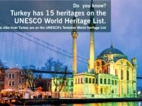 UTMK'da 'UNESCO Dünya Kültürel ve Doğal Mirası' Sergisi