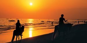 Ilıca, Kumköy ve Batmayan Akdeniz Güneşi