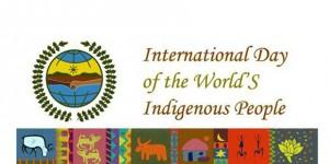 Uluslararası Dünya Yerli Halklar Günü