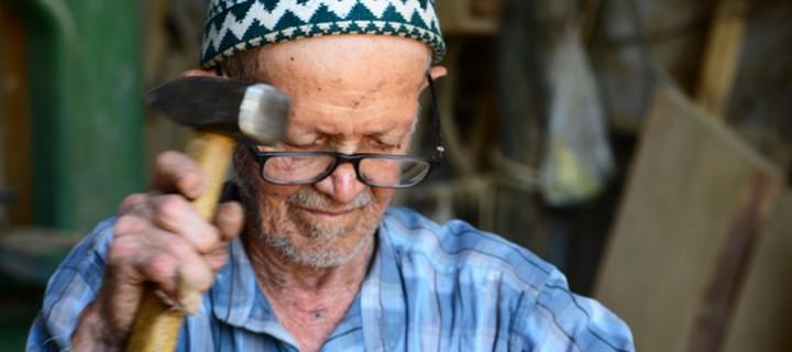 İznik'in Son Fıçıcısı İsmail Usta