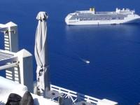 Başı Dumanlı Ada; Santorini