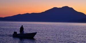 Köyceğiz Gölü Havzası'nda Güz