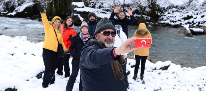 'Karlı Karadeniz' Turu BeIN İz Ekranlarında