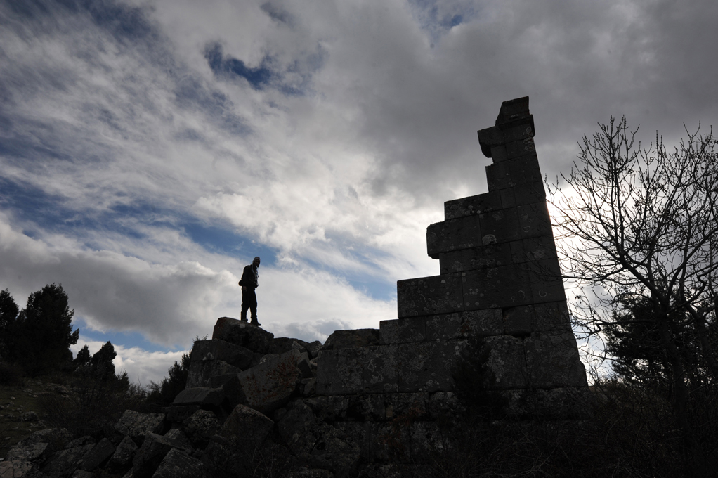 tynada antik duvar