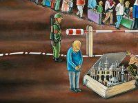 I. Uluslararası Bilge Şehir Karikatür Yarışması Sonuçlandı