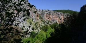 Gökçeler Kanyonu'nda Bahar