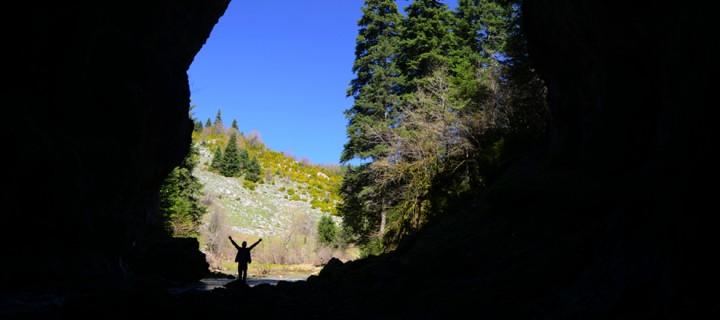 Uluyayla İnağzı Mağarası