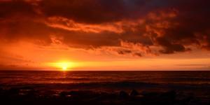 Karadeniz'de Güne Veda