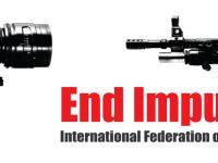 UNESCO'nun Uluslararası Gazetecilere Karşı İşlenen Suçların Cezasız Kalmasını Sona Erdirme Günü Mesajı