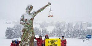 Davos'ta 'İnsanlar ve Gezegen için Adalet' Çağrısı
