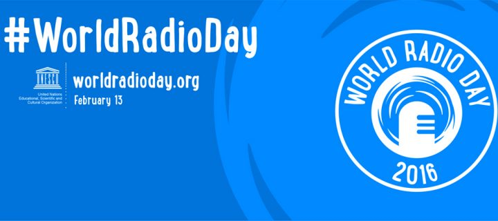 13 Şubat / Dünya Radyo Günü