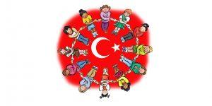 23 Nisan / Milli Egemenlik ve Çocuk Bayramı. Dünya Kitap ve Telif Hakkı Günü. Dünya Çocuk Günü
