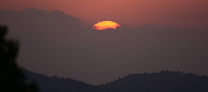 Yenipazar'dan Güne Veda