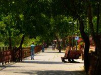 Manavgat'ta Bahar