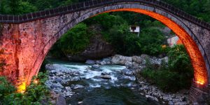 Ortacalar Çifte Köprü