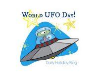 2 Temmuz / Dünya UFO Günü