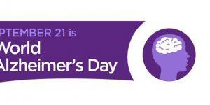 21 Eylül / Uluslararası Barış Günü. Dünya Alzheimer Günü